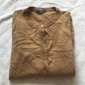Uniqlo Button Down Cardigan